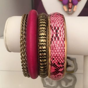 Accessories - Stackable Bangle Set
